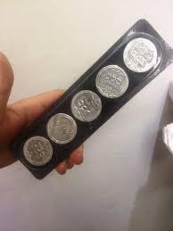 חמש מטבעות