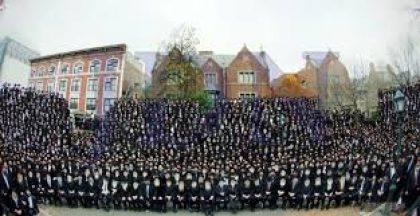 """הכינוס העולמי השנתי של שלוחי חב""""ד"""